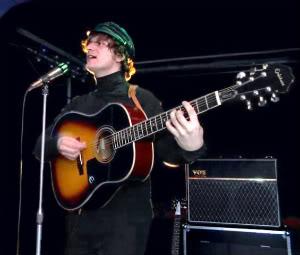 John Lennon Epiphone EJ-160E Guitar Review