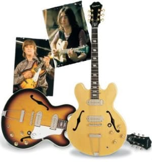 John Lennon Revolution Casino Electric Guitar Review
