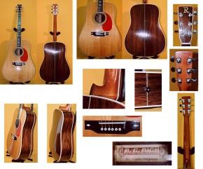 B.C. Rich Acoustic B30-C