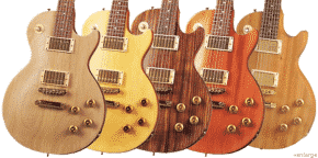 Gibson Les Paul Exotic Smartwood