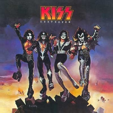 Kiss Destroyer - Gods of Thunder