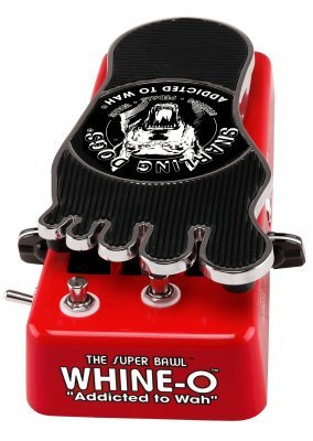Snarling Dogs Pedals – Wah to the Bone