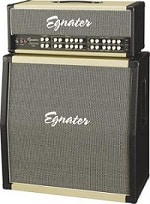 Egnater Tourmaster 4100 and 4×12 Cab