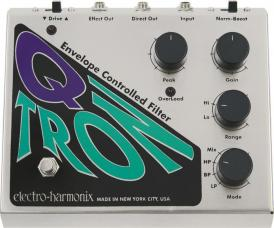 Electro Harmonix Q-Tron vs Mu-Tron III Envelope
