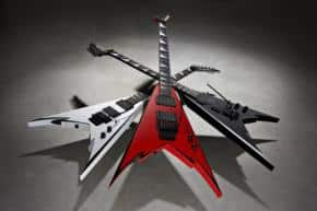 Jackson Demmelition King V Electric Guitar