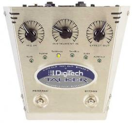 DigiTech Talker – Strange Guitar Effect Pedals