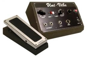 Uni-Vibe Inspired Effects Pedals