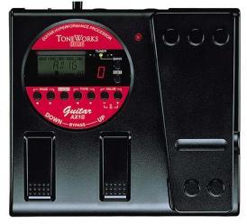 Korg Toneworks AX1G Guitar Processor