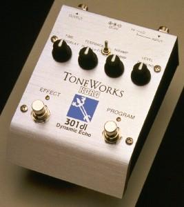 Korg ToneWorks 301dl Dynamic Echo