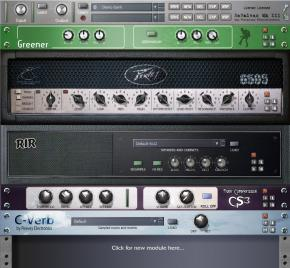 Peavey ReValver Mk III - Virtual Amp Software Review