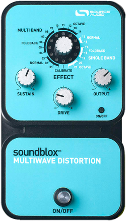 Soundblox Multiwave Distortion Review