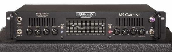 Mesa Boogie M9 Carbine Bass Amplifier