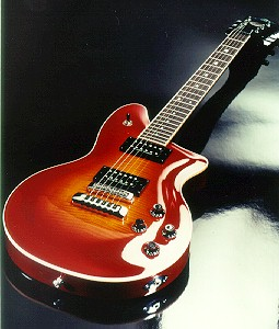 Washburn P4 Deluxe Guitar - taking a look back
