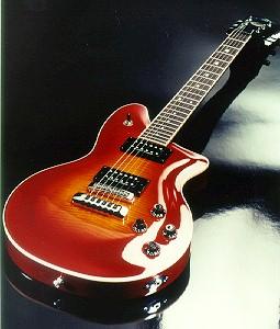 Washburn P4 Deluxe Guitar