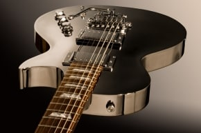AlumiSonic 1100 Custom Aluminum Guitar