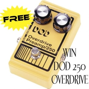 DOD Overdrive 250 Pedal