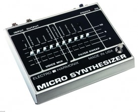 Electro-Harmonix Micro Synthesizer Review