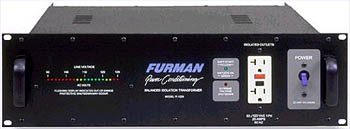 Furman IT-1210 Isolation Transformer Review