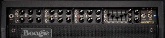 Mesa Boogie Mark V front panel