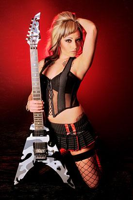 Guitars Girls �