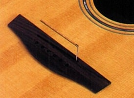 How do Piezo-electric - acoustic guitar pickups work?