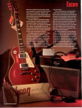 Gibson Les Paul Vintage 1958 Guitar