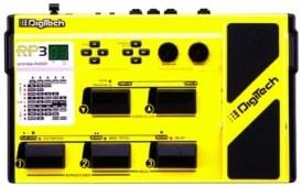 Digitech RP3 Guitar Multi Effects Processor