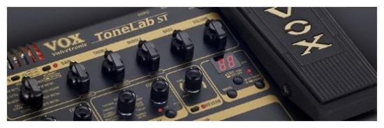 Vox Valvetronix Tonelab ST