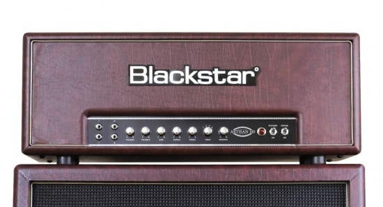 Blackstar Amplification Artisan 100 Half Stack