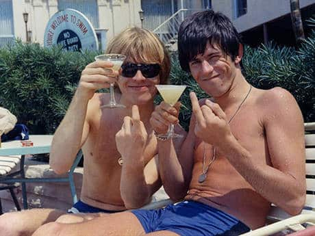 Brian and Keith