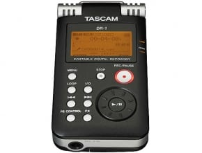 TASCAM DR-1 Portable Digital Guitar Recorder