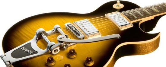 Gibson Les Paul Florentine with Bigsby top