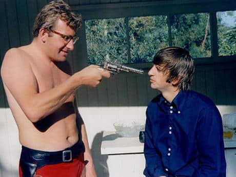 Mal and Ringo