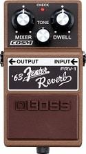 Boss FRV-1 Fender Reverb Pedal