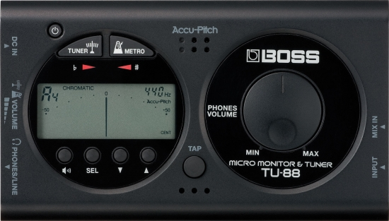 Boss Micro Monitor – For Guitarists On The Go