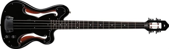 Eastwood EEB-1 Bass Guitar Review