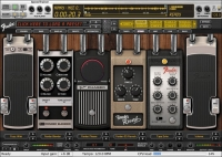 Amplitube Fender Stompbox