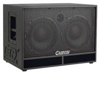 Carvin BRX Neo Enclosures Speaker Cabinet