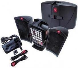 Fender Passport PD-150 & PD-250 Portable Sound PA System