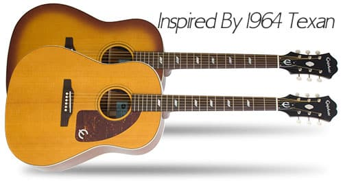 Inspired by 1964 Epiphone Texan