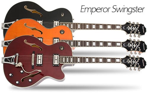 Epiphone Emperor Swingster