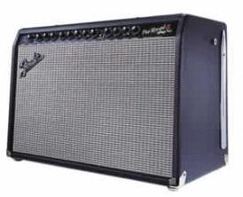Vintage 1966 Blackface Fender Reverb