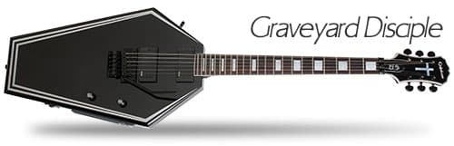 Epiphone Graveyard Disciple