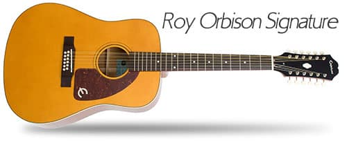 Epiphone Roy Orbison Signature