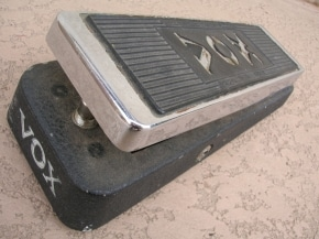 Radio Noise with 1968 Vox Wah