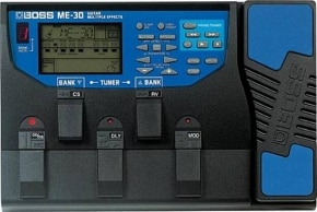 Boss ME-30 Guitar Multi-Effects Processor