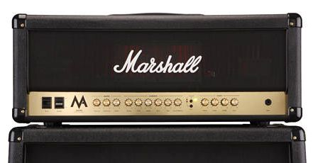 Marshall MA Series amplifiers