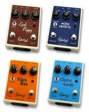 Kilpatrick Audio Guitar Effects Pedals