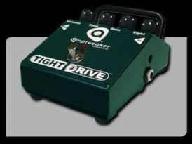 Amptweaker TightDrive Overdrive Pedal