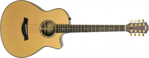 Taylor Baritone 8-String Hands-On Review